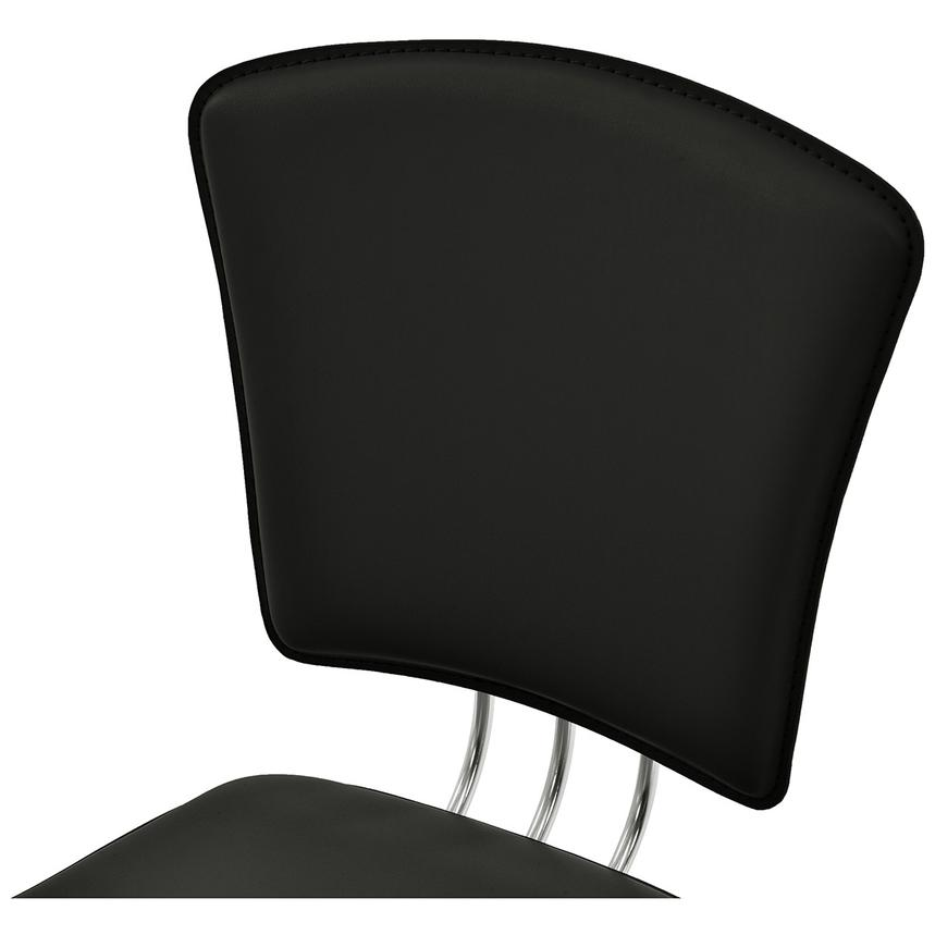 New Tracy Black Counter Stool  alternate image, 4 of 6 images.
