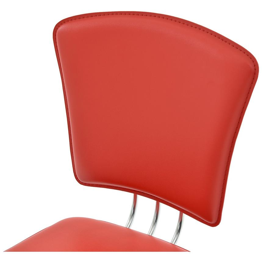 New Tracy Red Counter Stool  alternate image, 4 of 6 images.
