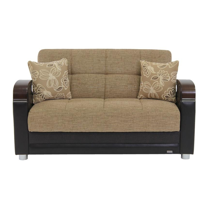 love wallhugging loveseat cherry futon seat wallhugger frame warm dillon