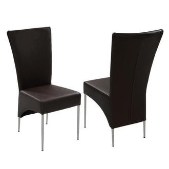 T-Black Side Chair