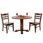 Santa Fe 3-Piece Bistro Set  alternate image, 2 of 18 images.
