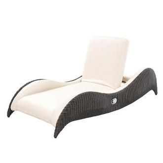Luxor Cream Chaise Lounge