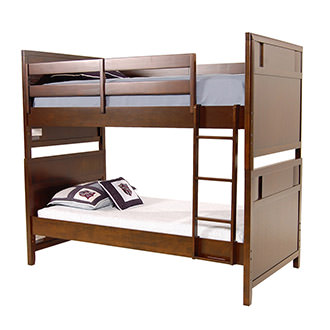 Nova Twin Over Twin Bunk Bed
