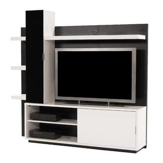 Beach White Wall Unit
