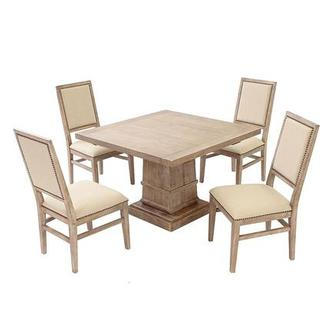 Hudson/Dexter 5-Piece Casual Dining Set