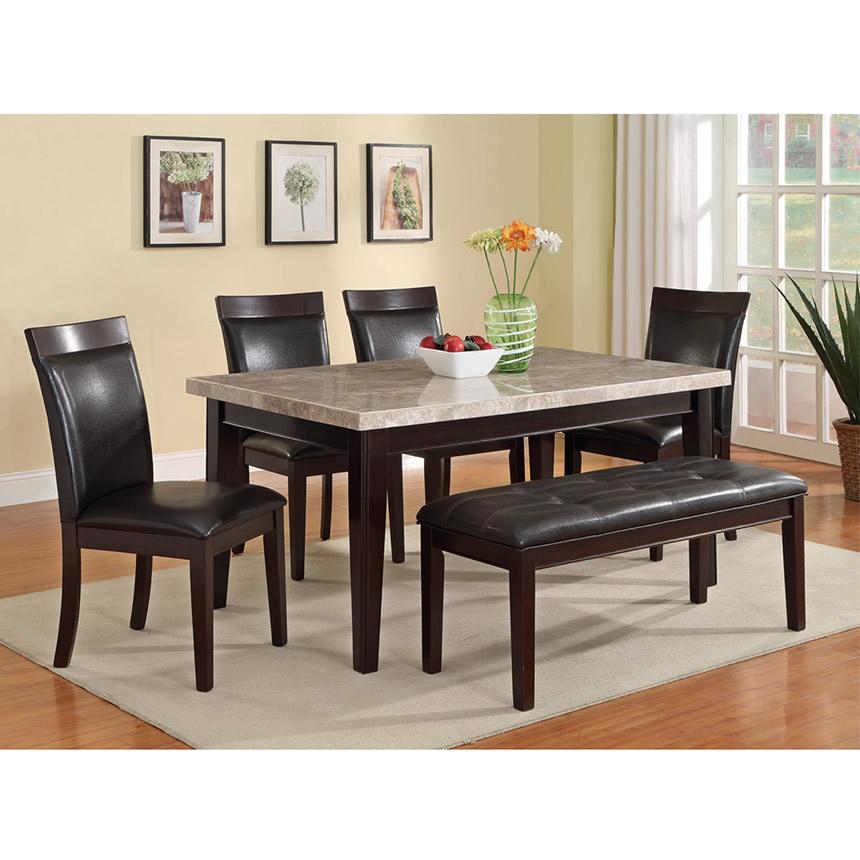 Arcadia Rectangular Dining Table Alternate Image 4 Of 5 Images