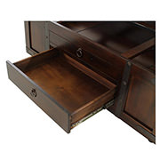 Santa Fe Lift Top Coffee Table w/Casters  alternate image, 4 of 6 images.