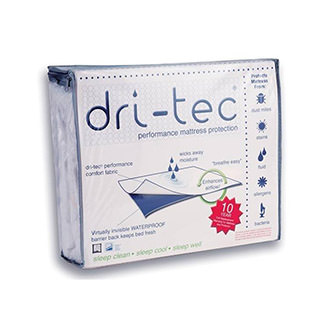 Dri-Tec Twin Mattress Protector