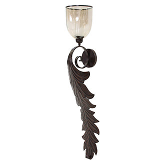 Tinella Wall Décor Candle Holder