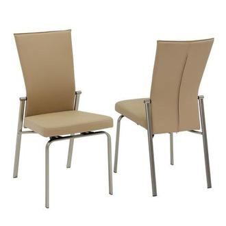 Tara Beige Side Chair