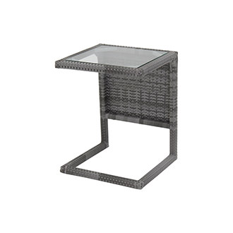 Neilina Gray Side Table