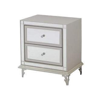 Hollywood Loft Frost Nightstand