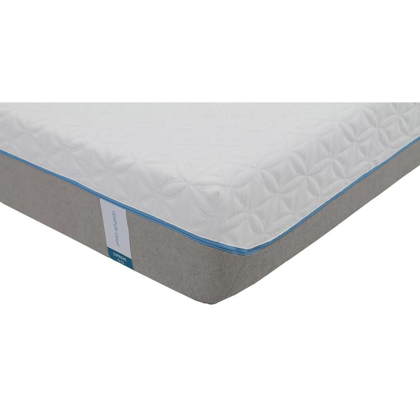 Cloud Supreme Queen Memory Foam Mattress by Tempur-Pedic  main image, 1 of 4 images.