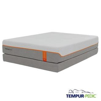 Contour Supreme Memory Foam Full Mattress Set w/Low Foundation by Tempur-Pedic