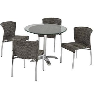 Gerald Gray Chair El Dorado Furniture
