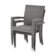 Neilina Gray 7-Piece Patio Set  alternate image, 10 of 10 images.