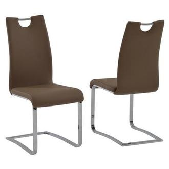 Josseline Taupe Side Chair