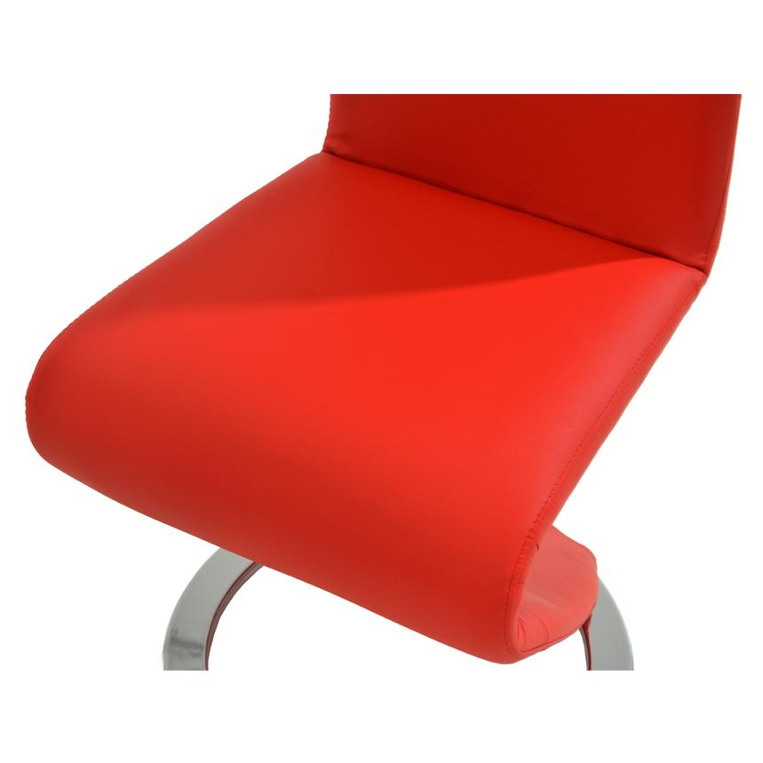 High Quality Stop 36 Red Side Chair Alternate Image, 5 Of 7 Images.