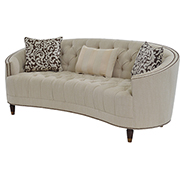 Kimberly Cream Sofa  main image, 1 of 8 images.