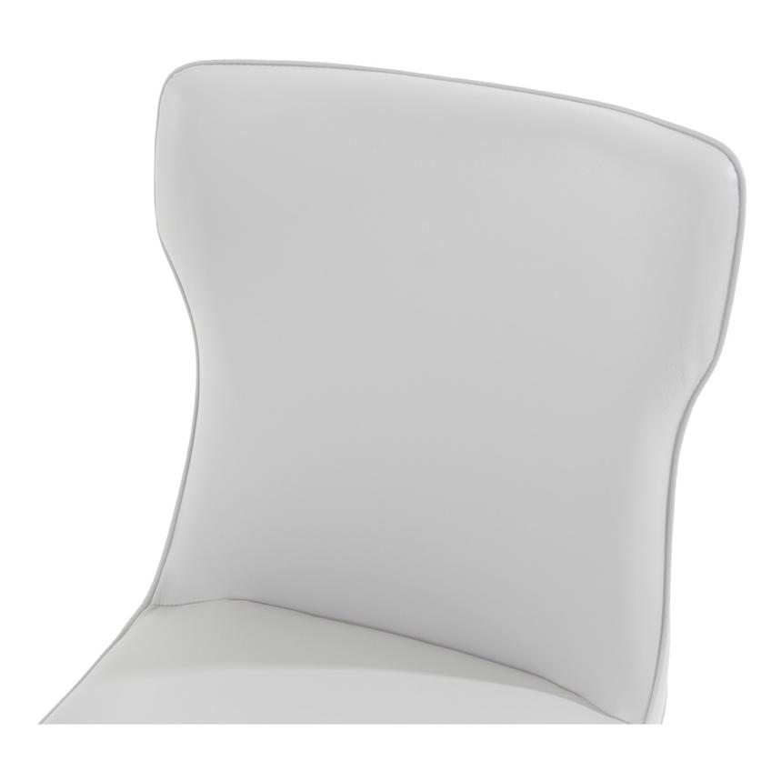 Onyx White Side Chair  alternate image, 4 of 5 images.