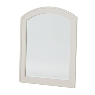 Avalon White Mirror