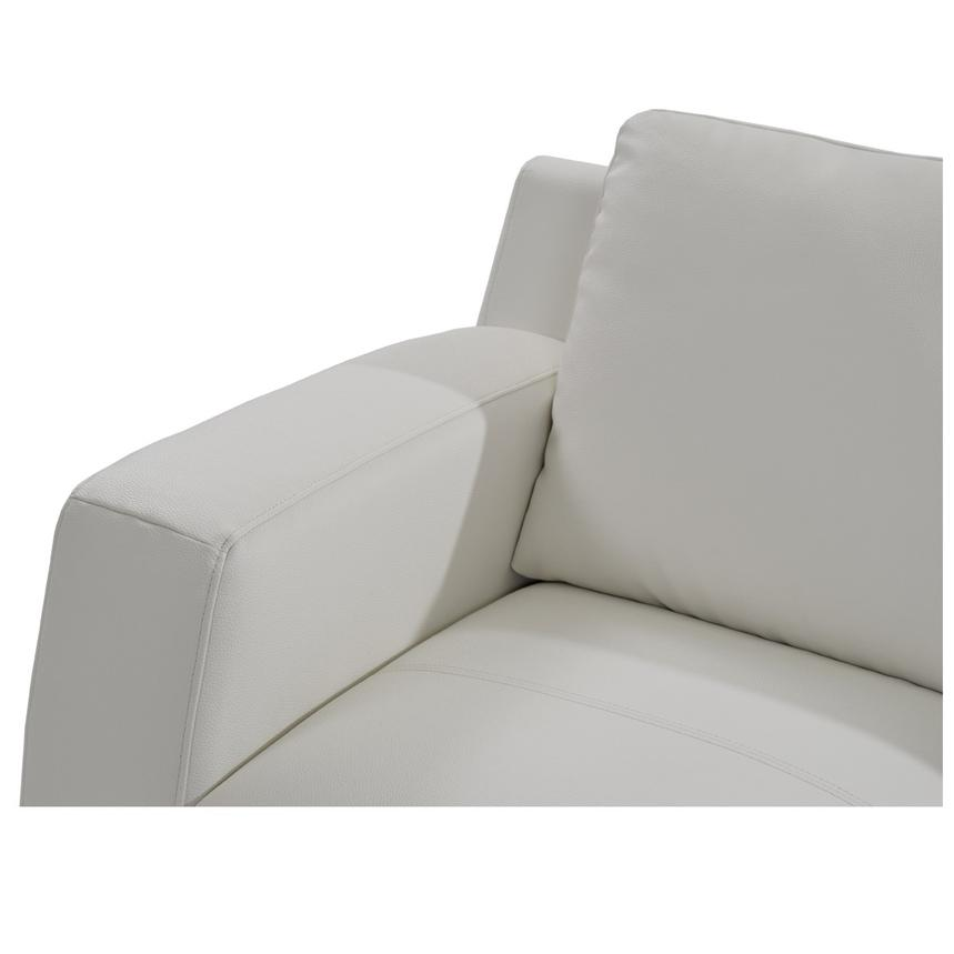 Cantrall White Chair  alternate image, 4 of 7 images.