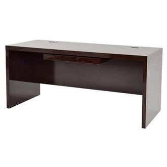 Pisa Executive Desk w/Keyboard Tray Made in Italy