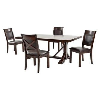 Rutsie 5-Piece Casual Dining Set