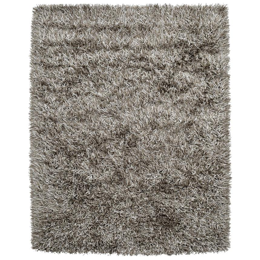 Linden Pewter 8' x 11' Area Rug  main image, 1 of 4 images.