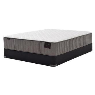 Scarborough III Full Mattress Set w/Regular Foundation by Stearns & Foster