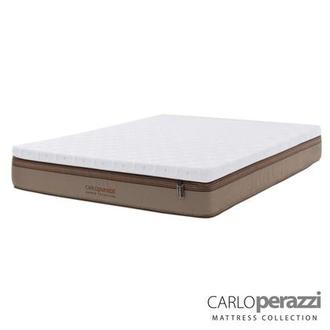 Naples Hybrid Queen Mattress by Carlo Perazzi