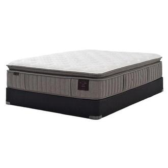 Scarborough V Full Mattress Set w/Regular Foundation by Stearns & Foster