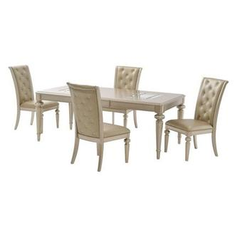 Dynasty 5-Piece Formal Dining Set