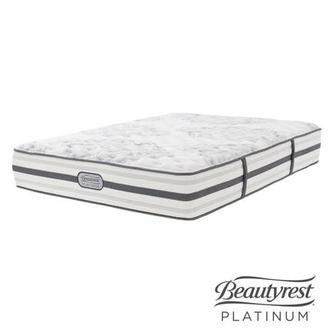 Sandy Spring Queen Mattress by Simmons Beautyrest Platinum