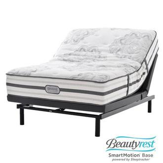 Sandy Spring Twin XL Mattress Set w/SmartMotion™ 1.0 Powered Base