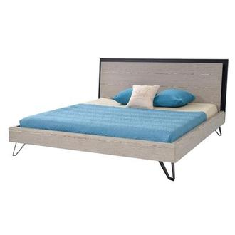 Syndy King Platform Bed