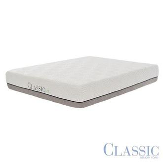 Classic HS Hybrid Twin Memory Foam Mattress