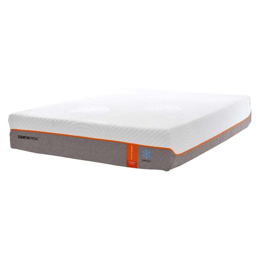 Contour Elite Breeze Queen Memory Foam Mattress by Tempur-Pedic  main image, 1 of 4 images.