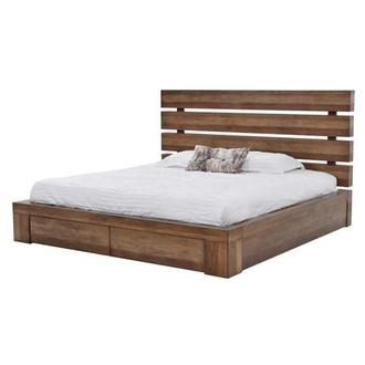 Epicenters Queen Storage Bed