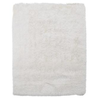 Milan White 8' x 10' Area Rug