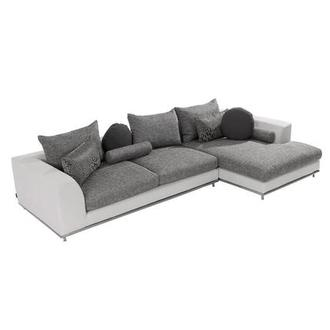 Hanna Sofa W Right Chaise