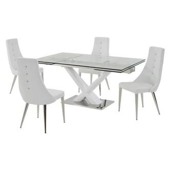 Wally 5-Piece Formal Dining Set