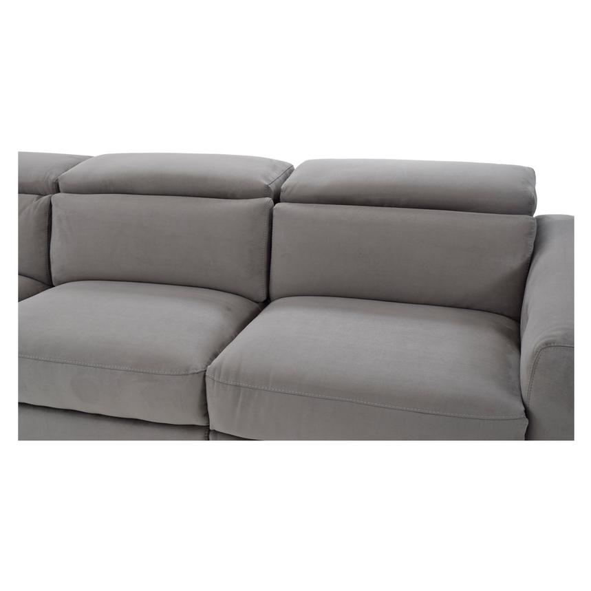 Bay Harbor Power Motion Sofa w/Right & Left Recliners  alternate image, 4 of 10 images.