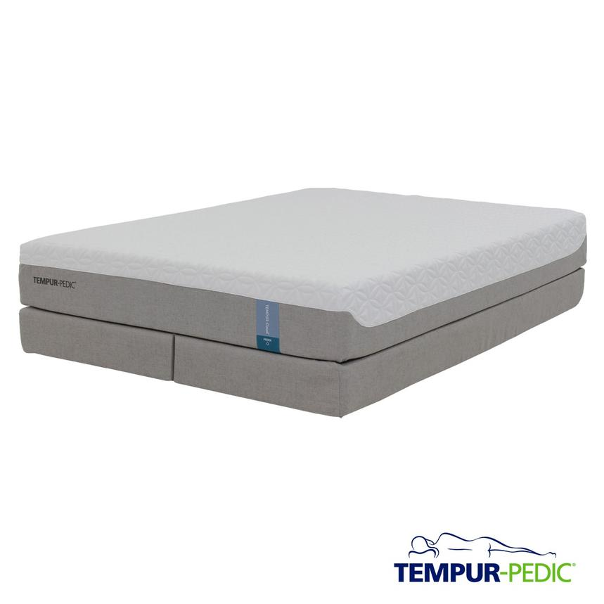 Cloud Prima Memory Foam King Mattress Set w/Low Foundation by Tempur-Pedic  main image, 1 of 5 images.