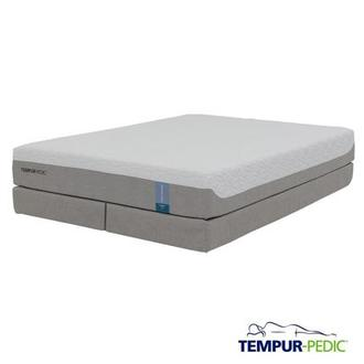 Cloud Prima Memory Foam King Mattress Set w/Low Foundation by Tempur-Pedic