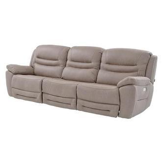 Wrangler Tan Recliner Sofa El Dorado Furniture