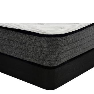 Lovely Isle TT Twin XL Mattress w/Regular Foundation