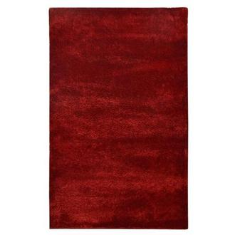 Chic Red 5' x 8' Area Rug