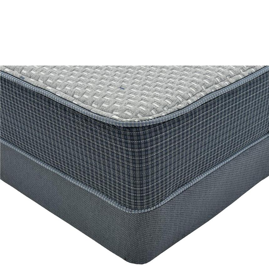 Marshall HB Twin XL Mattress w/Regular Foundation by Simmons Beautyrest Silver  main image, 1 of 4 images.
