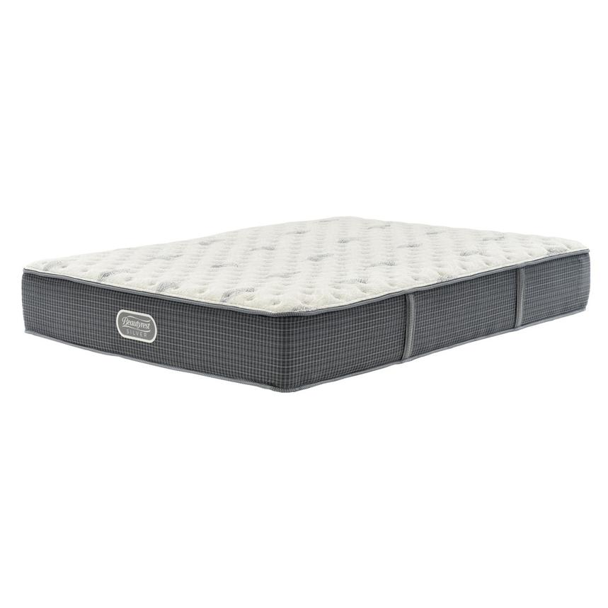 Bay Point Twin Mattress by Simmons Beautyrest Silver  main image, 1 of 5 images.